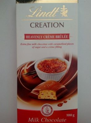 CHOCO CREATION CREME BRULE