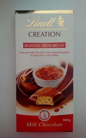 CHOCO CREATION CREME BRULE