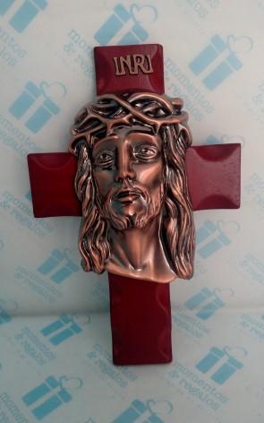 Crucifijo Con Rostro 1
