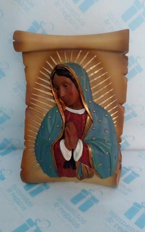 Pergamino Virgen De Guadalupe 1