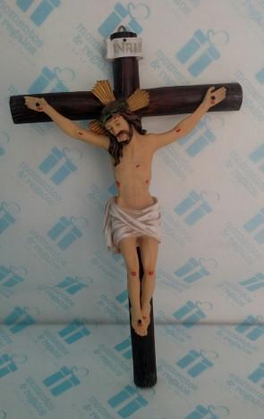 Placa De Pared Crucifijo 1