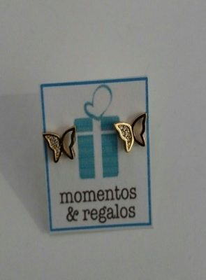 Topo mini mariposa Cod 1204