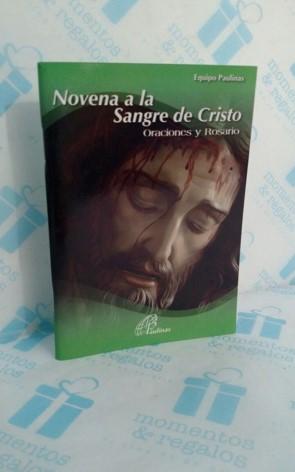 NOVENA SANGRE DE CRISTO