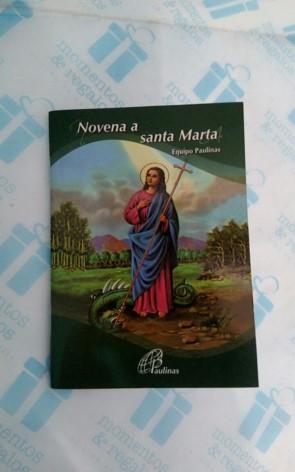 NOVENA SANTA MARTA