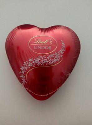 CHOCO LINDOR ESTUCHE HEART 5 DP