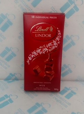 CHOCO LINDOR SINGLE MILK